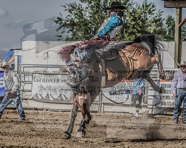 Meridian Lions Rodeo 2018 - Friday Evening