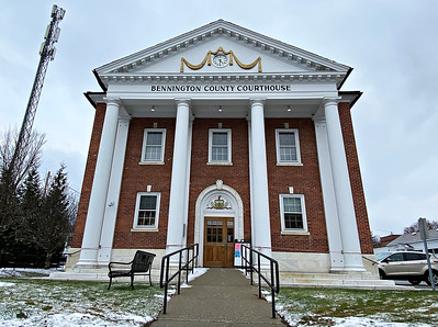 Bennington County Courthouse - 011221