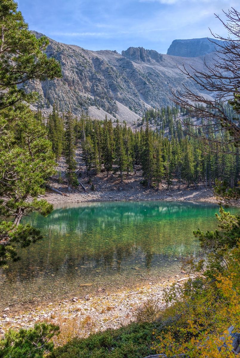 great basin national park - nevada road trip