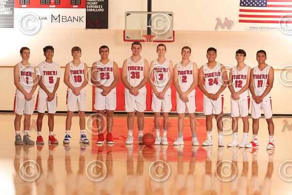 Hico High School Basketball 2020-2021