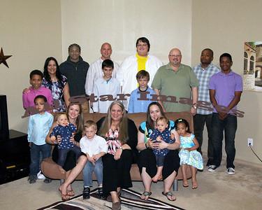 Rachelle's Family