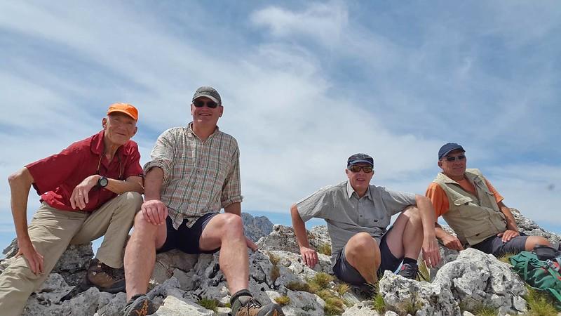 On the Ponoch summit