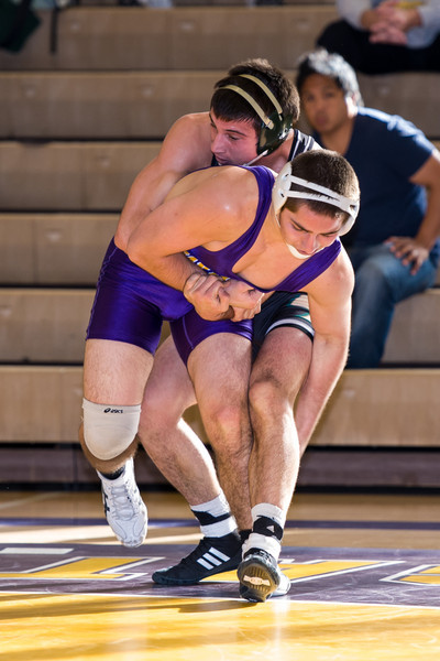 Nov 24, 2013 San Francisco State University Gators hosted the Cal Poly Mustangs in a non-conference match where Cal Poly pulled out a hard fought tie-breaker decision over the host Gators 16-15: 171lbs - Dominic Kastil (CP) won by 12-4 MD over Johnathon Costa (SF State)