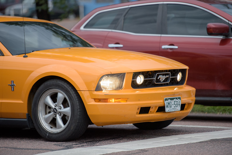 1474 Mustang