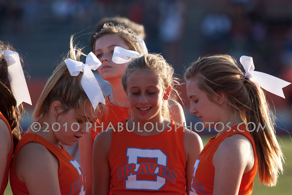 Freshman Cheer - 2010