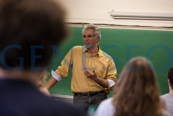 Tony Infantino '76 Guest Lecture - Fall 2012