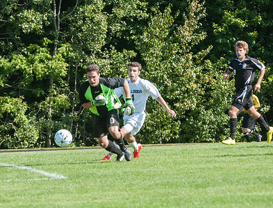 Soccer:  HD Boys vs St Doms Sept 5