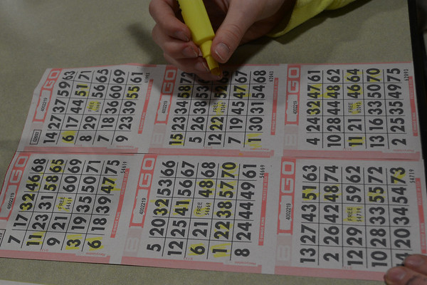 Eton Bingo 2017