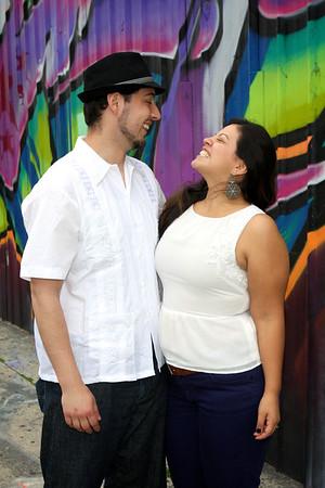 Brenda & Tony