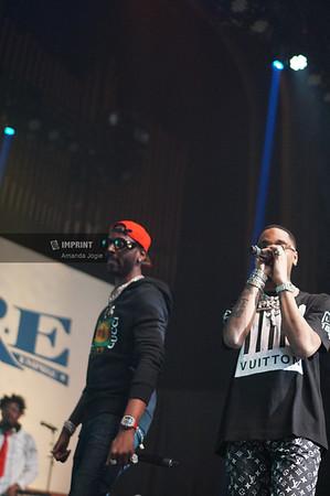 Young Dolph & Key Glock at Tabernacle - Atlanta, GA | 02.26.2020
