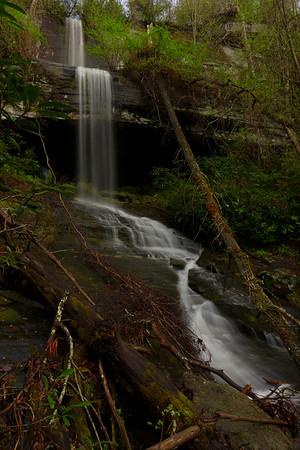 Mossy Cove Falls