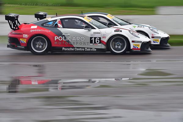 2018 Porsche GT3 Cup Challenge Canada - CTMP