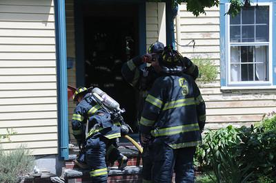 8/8/2012 - SOMERVILLE, MASS - WORKING FIRE 22 PORTER ST