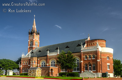 Sts.. Cyril and Methodius Catholic Church - Shiner