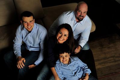 Oliver Family Portraits