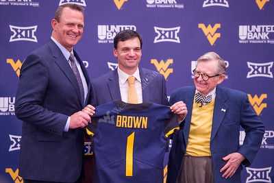 35233 Neal Brown Press Conference January 2019