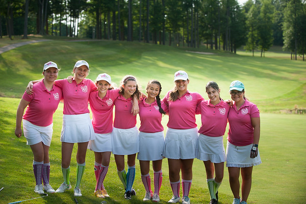 Girls Golf jr. League 12-14 years old