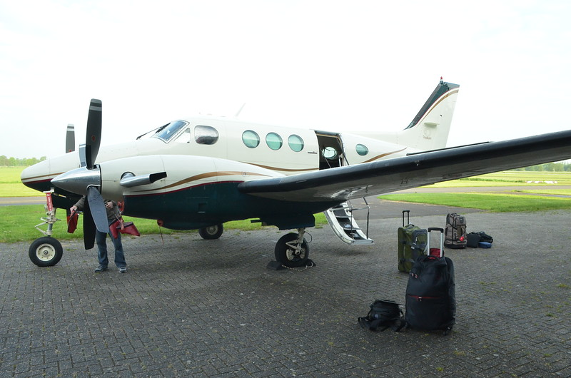 Turbine Kingair 90 Teuge, Holland 2011