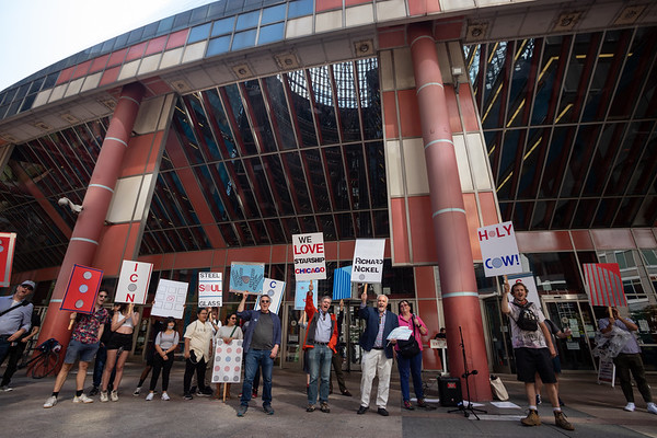 Save the Thompson Center  Rally - 6/23/21