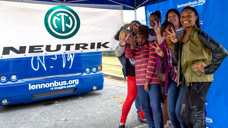 2013_10_22, Charlotte, student tours, JLETB, lb.org, mount olympic high school, NC, lb.org