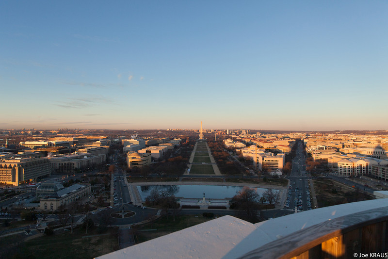 Dome View - National Mall