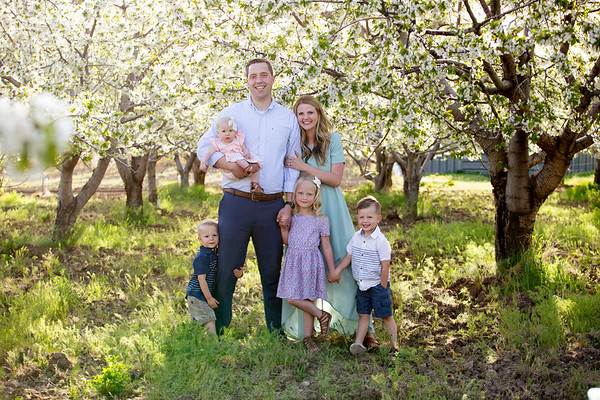 Davies Family - 2019
