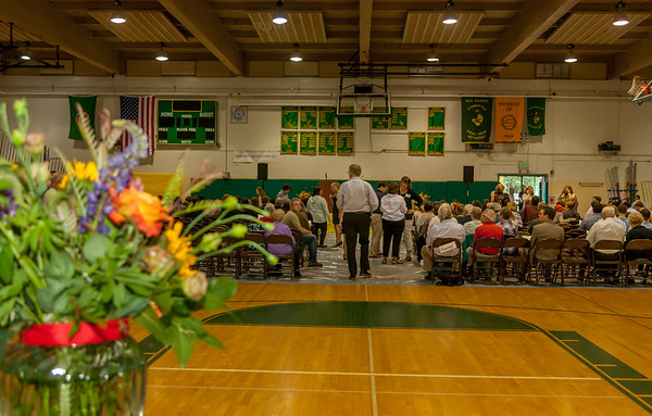 2017: Awards Ceremony, Vashon Island Community Scholarship Foundation Awards
