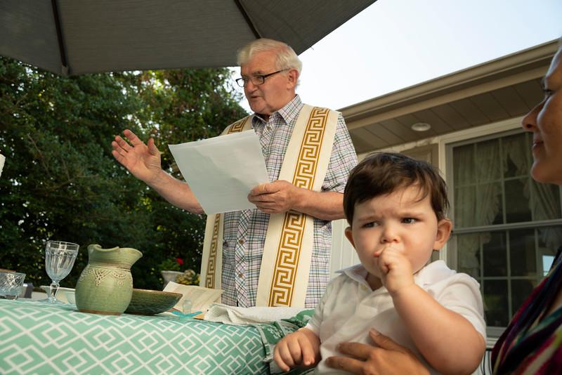 connor baptism
