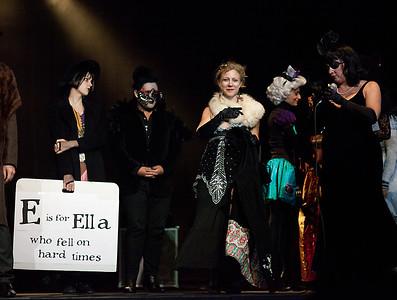 Phantasmagorey at Highline Ballroom, Oct 30, 2011