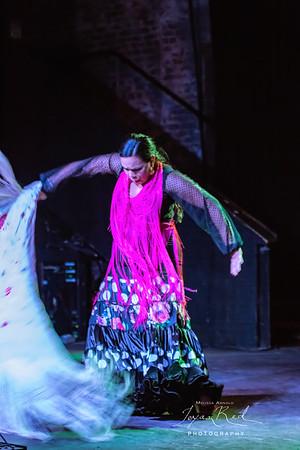 Flamenco with Julia Alcantara