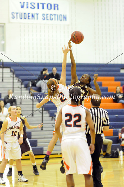 Battle of the Burn: Game 5 - Broad Run @ Briar Woods-12/29/2011 (Girls)