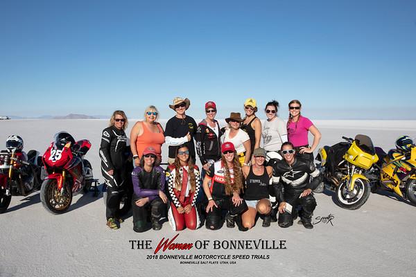 2018 Bonneville Motorcycle Speed Trials