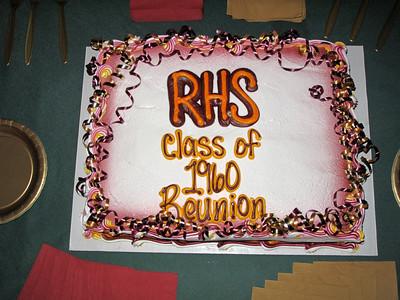 Russell High School Reunion Oct 23 2010