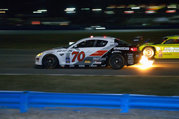 24 Hours of Daytona 2012