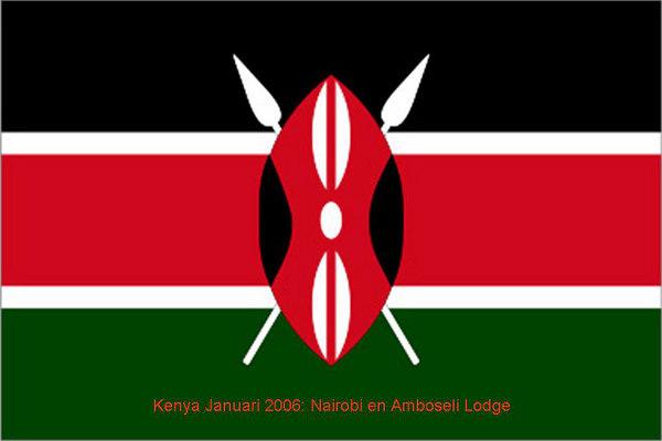 Safari Kenya Jan 2006 (Amboseli)