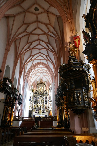 Mondsee Abbey, Austria