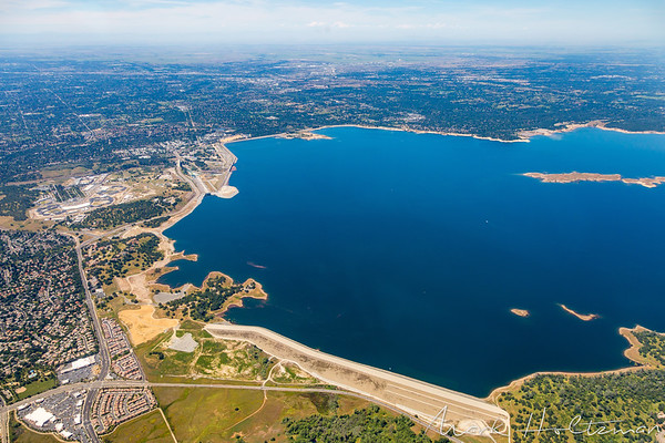 Folsom Lake Reservoir