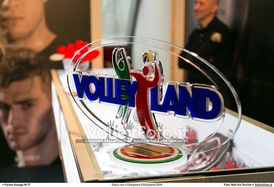 Gioca con il campione #VolleyLand 2016
