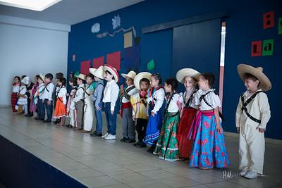 Revolución Mexicana K3 Colegio Finlandés