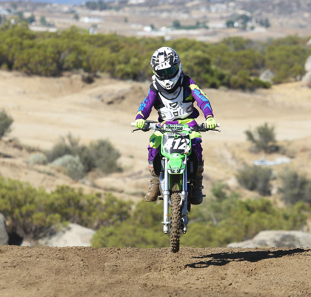 Cahuilla Creek Dirt Series round 6