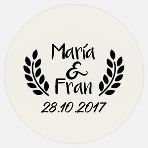 María & Fran