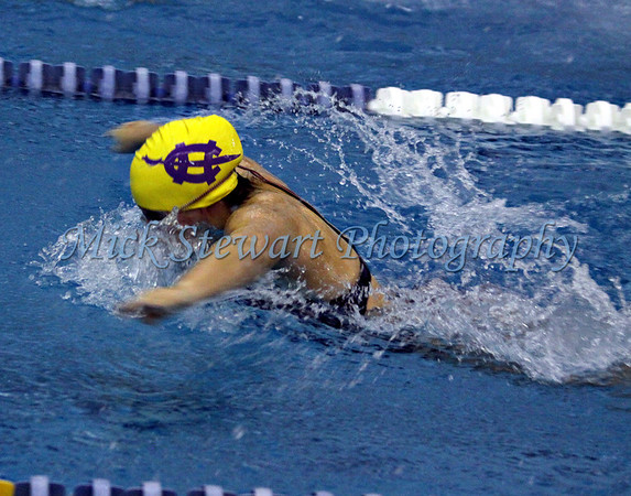 Swimming-Girls 100 yd Butterfly