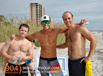 Summer Beach Workout - 8.24.13