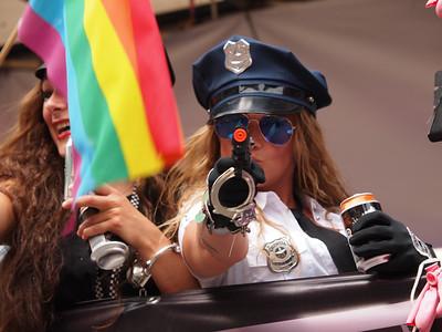 Pride Parade 2015 Copenhagen
