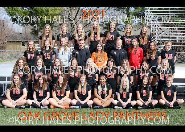 2021 OGHS Girls Soccer