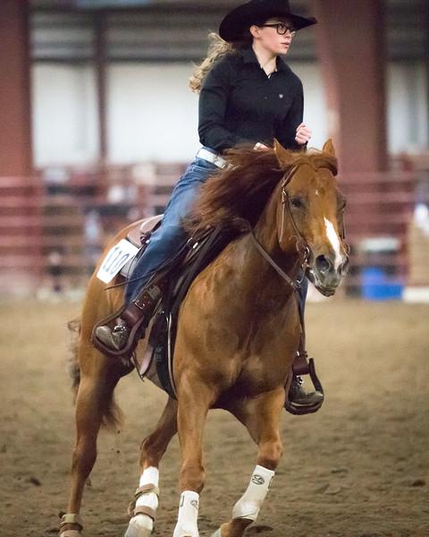 CBarC Horse Show 1-26-18