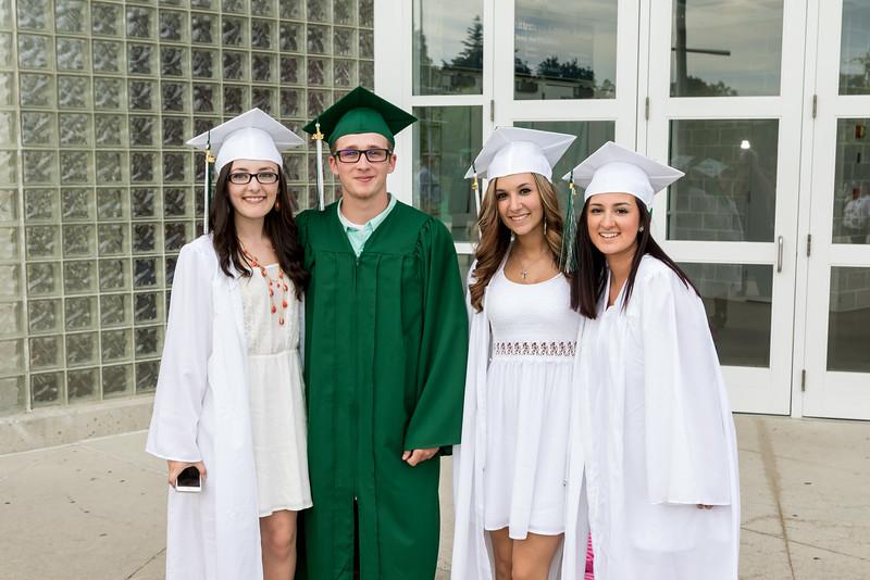2015 DHS Graduation