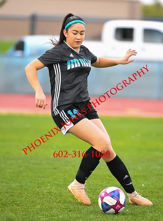 2-10-2020 - Deer Valley v Desert Edge - Girls Soccer