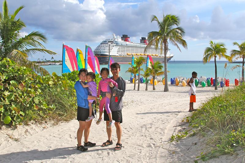 Disney Cruise 2012