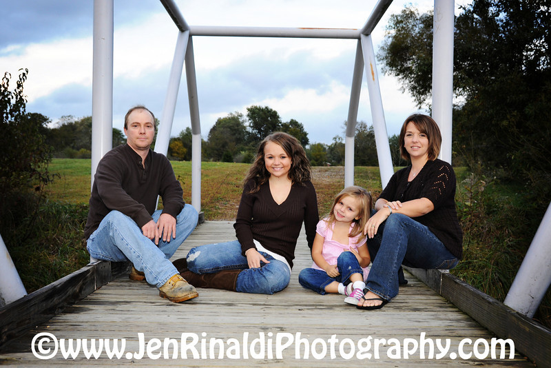 The Lawson Family 10/7/09